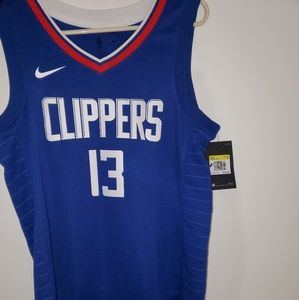Nike Los Angeles Clippers Kids Jersey Sz Small
